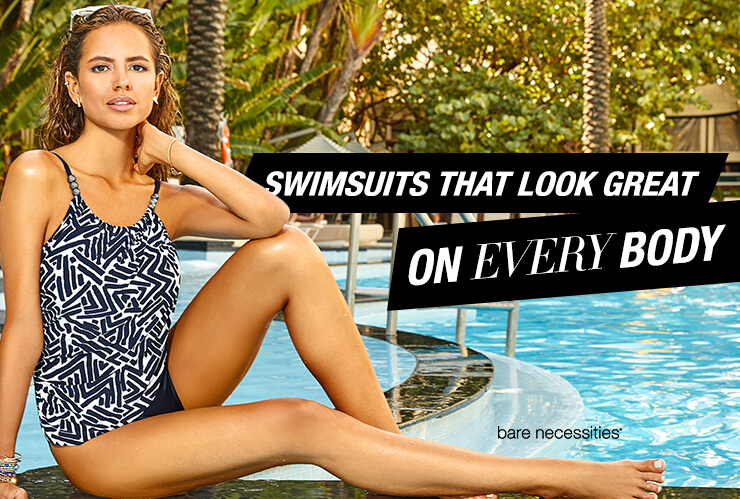 c854ccf27fd80 Flattering Swimsuits That Look Great on EVERY Body—We Swear!