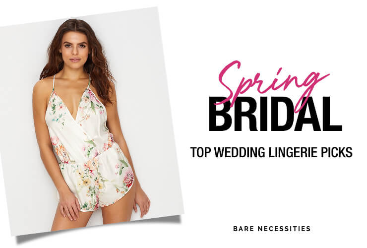 dbc9c4d4d96ce Soon-to-be-Bride and Buyer Tells Us Her Top Bridal and Wedding Lingerie  Picks