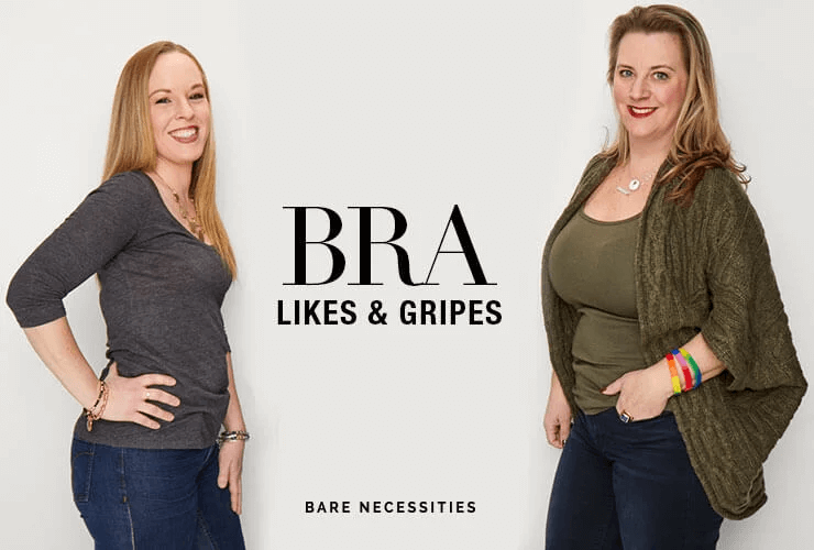 09d342f2f5 She Said, She Said: Bra Likes and Gripes Shared by Women at Every Size. By  Brooke Glassberg. Few places is the grass greener ...